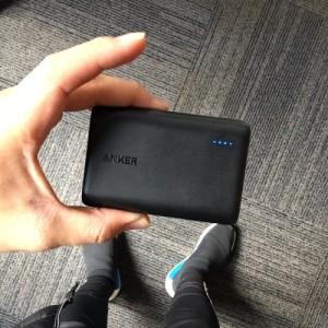 【心得分享】輕便小巧Anker PowerCore QC3.0行動電源